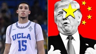 LiAngelo Ball Arrested For Shoplifting in China; May Be Spared in Part Due to Trump's Visit