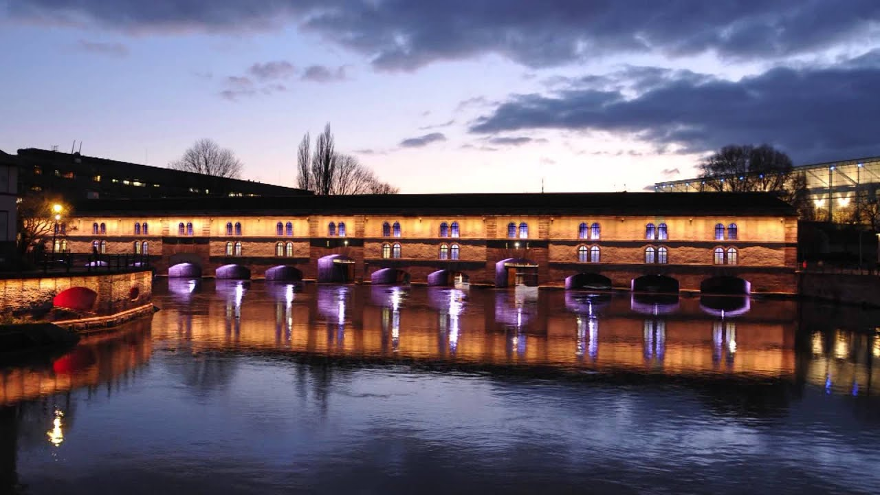 Time lapse strasbourg barrage vauban youtube - Salon de la gastronomie strasbourg ...