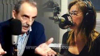 """""""Macri será destituido"""" Moreno contundente, arrinconó a Nancy Pazos y le dio una clase al aire"""