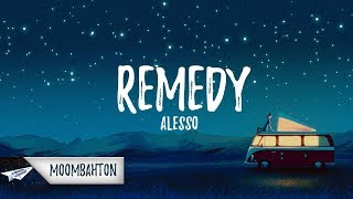 Download Alesso - REMEDY (Lyrics) Mp3 and Videos