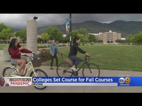 CSU, UC Systems Expect Online Classes To Continue Through Fall Term