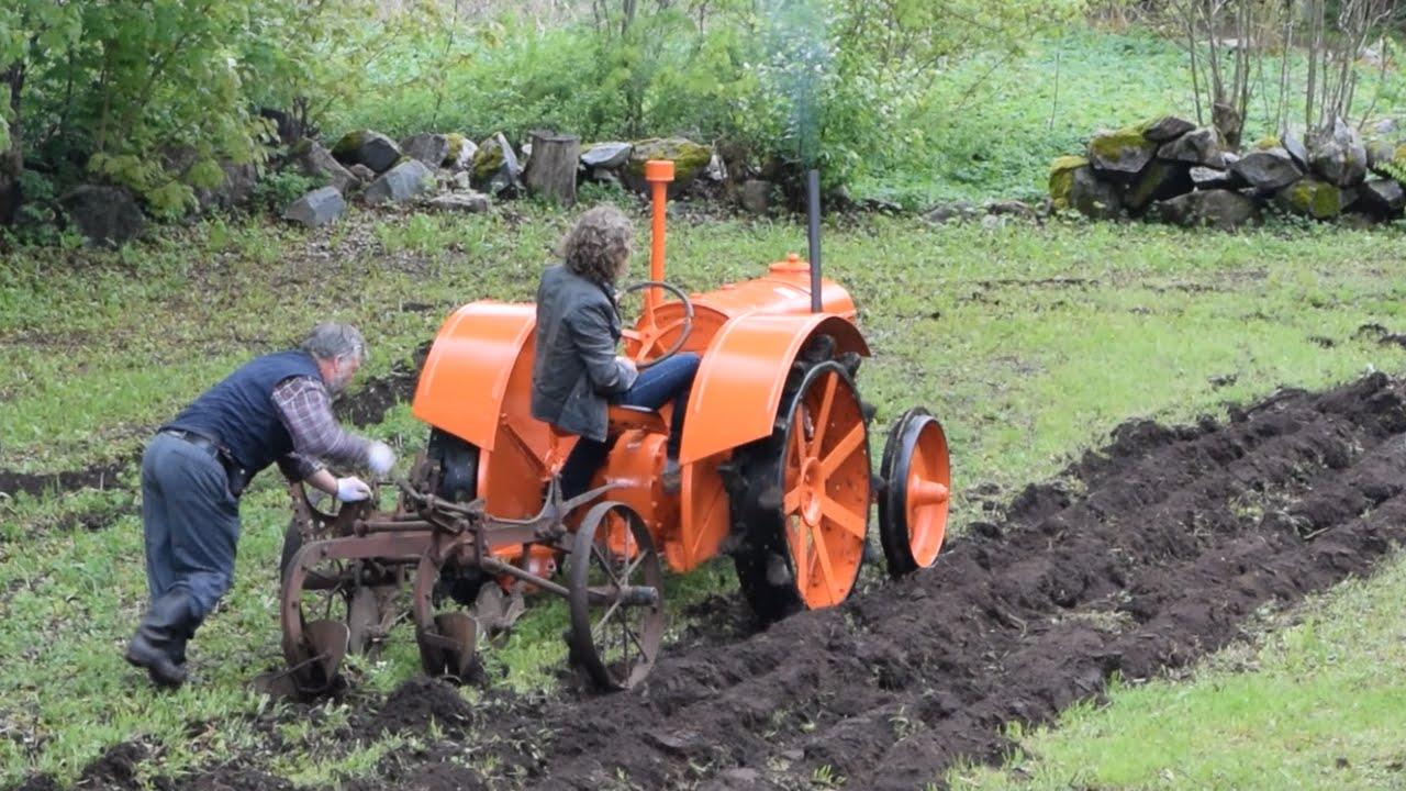 Spur N Traktor Fordson grün Oxford NTRAC002 NEU