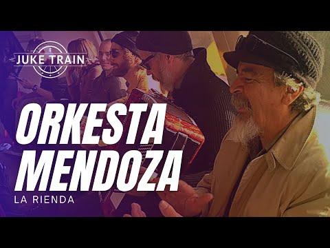Orkesta Mendoza feat Salvador Duran plays La Rienda live on Juke Train 116