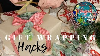 CHRISTMAS GIFT WRAPPING HACKS & PRESENT WRAPPING IDEAS 2018 | CHRISTMAS WITH MR CARRINGTON
