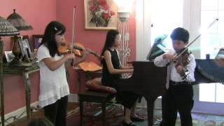 Dancla Little Symphony No. 2, Op. 109