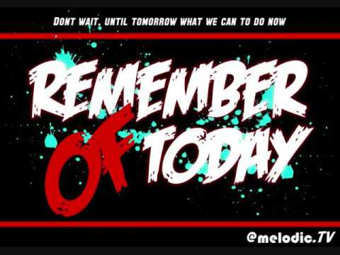 Remember Of Today Full Album