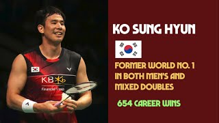 Superstars Who Retired After Rio 2016 | Ko Sung Hyun | BWF 2020