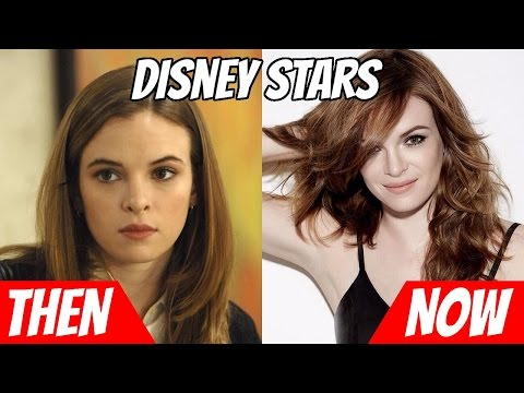 Disney Stars  Then And Now 2017