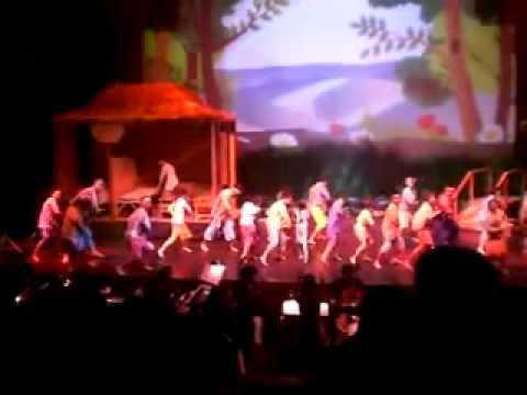 Musikal Bawang Merah Bawang Putih 2012