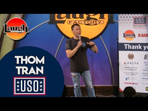 Thom Tran   First TV Gig   Laugh Factory Stand Up