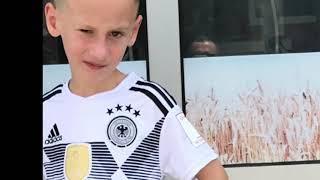 5 Jahre Fußball Bambini⚽️Ryan JR HADES 🇩🇪🇩🇪