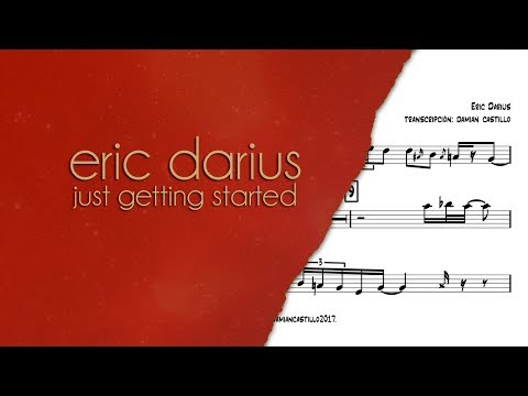 """If I Ain't Got You"" - Eric Darius - 🎷Sax alto transcription 🎷"