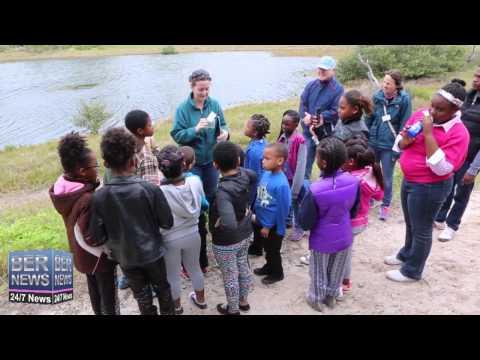 National Trust Children's Spittal Pond Walk, February 17 2015
