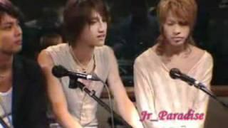 KAT-TUN T&T @ Hotwave radio in thailand