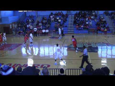 Brainerd High School VS Austin East High School Varsity Basketball Game 2 4 2017