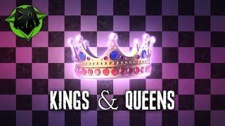 KINGS & QUEENS (ORIGINAL SONG) LYRIC VIDEO - DAGames