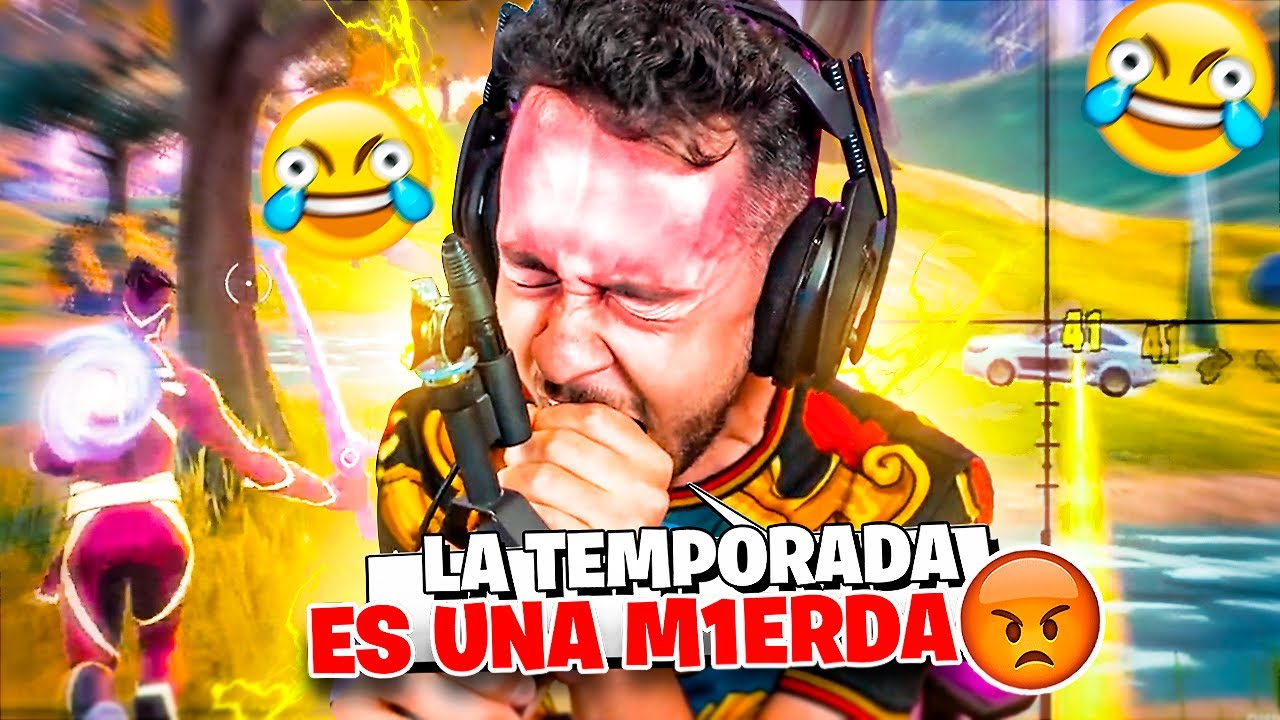 😡🤣VAYA MI3RD4 DE TEMPORADA🤣😡- Mejores Momentos Twitch España & LATAM #mejoresmomentos #Twitch