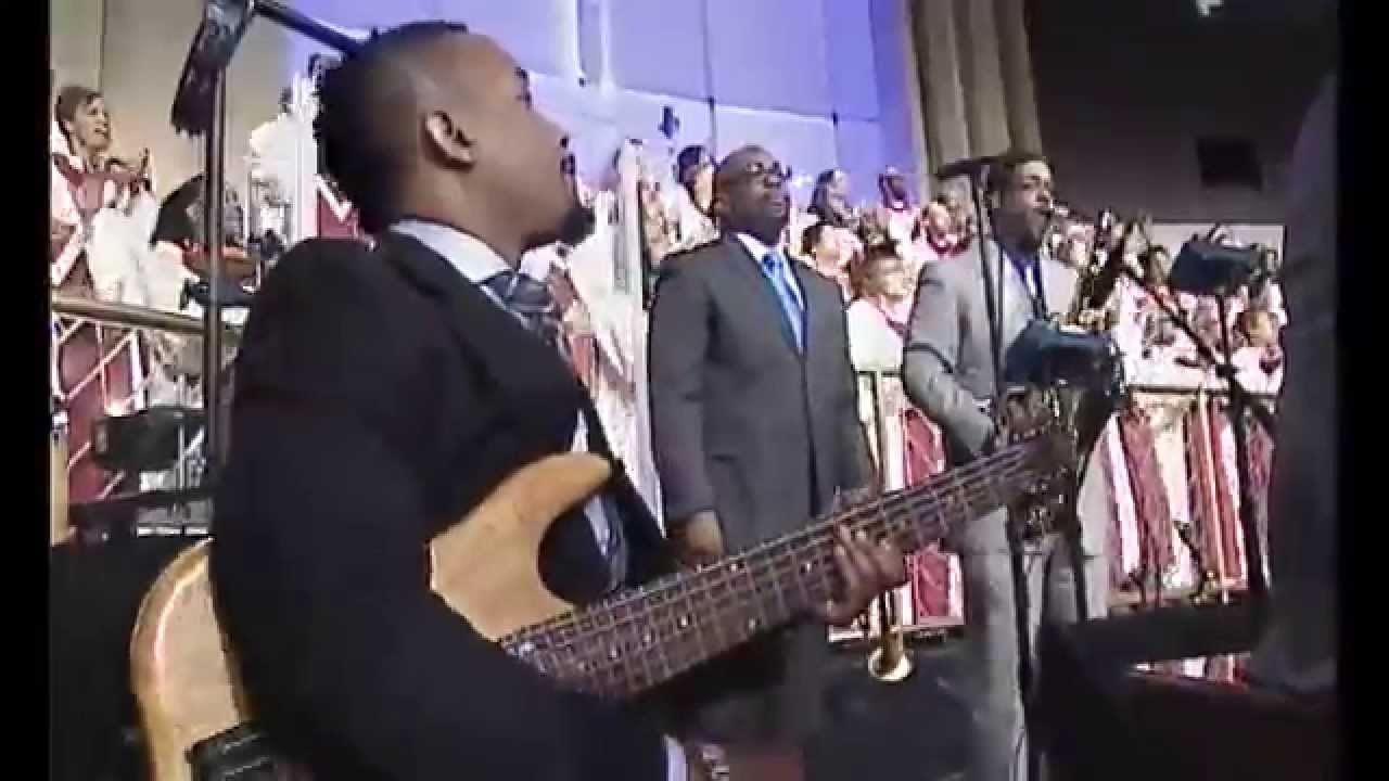 The Lord Is Blessing Me Right Now United Voices Choir Youtube