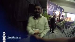 Jalsa Handshake #2 Mauritius 2016