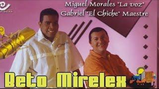 Seguire tus huellas- Miguel Morales (Con Letra)