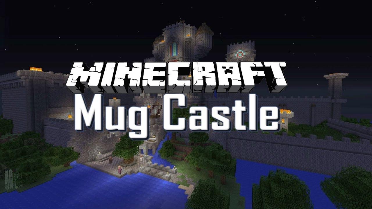 Minecraft: Mug Castle: Adventure Map: Let's Play (Custom Map)