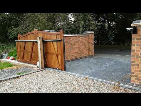Sliding Gates for your Wooden Gates