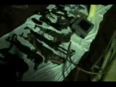 Российские моряки взорвали