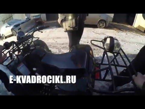 ТЕСТ ДРАЙВ ДЕТСКИХ КВАДРОЦИКЛОВ MOTAX