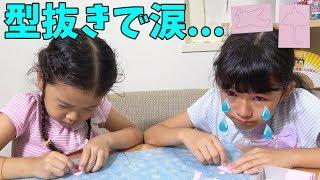 型抜きでまーちゃんが泣いちゃった訳...himawari-CH thumbnail