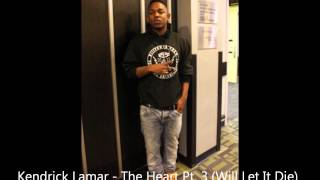 Kendrick Lamar - The Heart Pt. 3 featuring Ab-Soul & Jay Rock