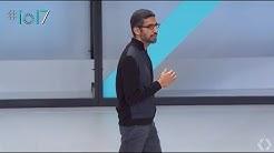 Google CEO Sundar Pichai's I/O 2017 keynote