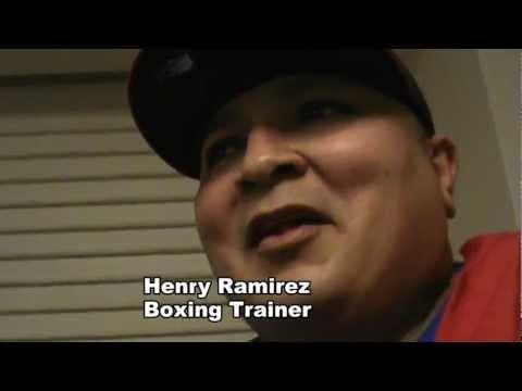 argenis mendez British trainer lee beard talks about winning the belt - EsNews Boxing