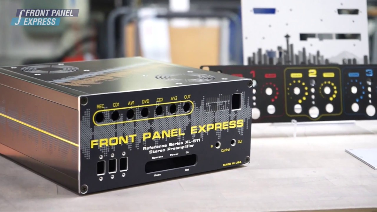 Front Panel Express video ad