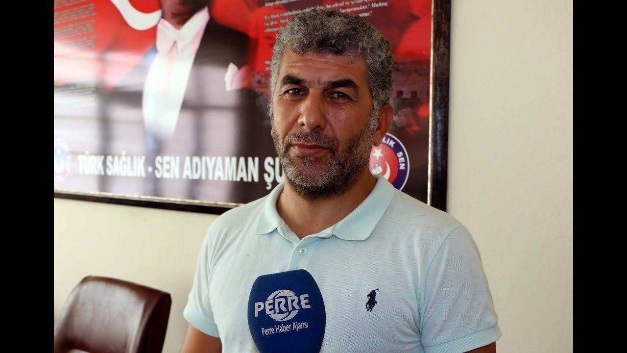 Türk Sağlık Sen Şube Başkanı Tokur: