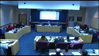 December 5, 2017 Capital Budget Meeting