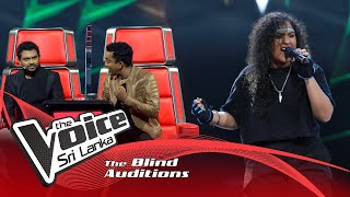 Enza - Billionaire | Blind Auditions | The Voice Sri Lanka Thumbnail