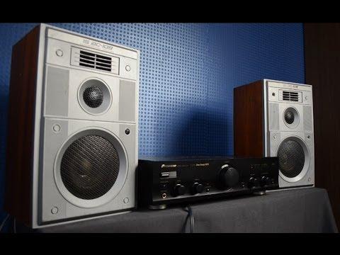 Pioneer A-109 amplifier + ВЕГА