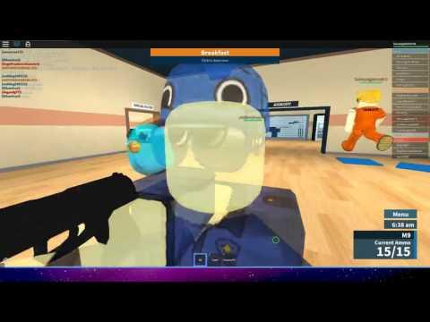 Roblox | Prison life v2 | Secret sniper weapon!