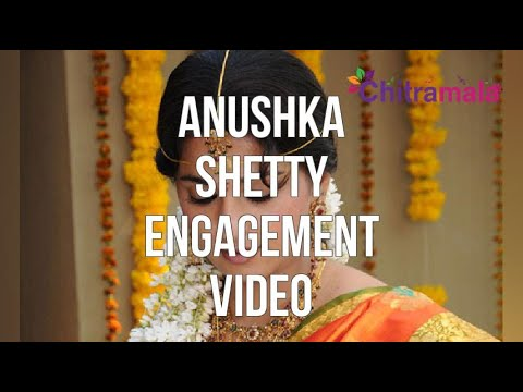 Anushka Shetty Engagement Video