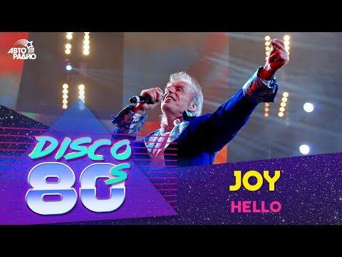 Joy - Hello (Disco of the 80's Festival, Russia, 2013)