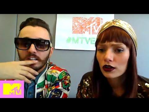 MTV EMA 2014: Maria Eugenia comenta as expectativas do show