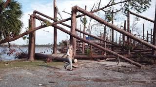 Hurricane Michael - a short tribute to lift their spirits