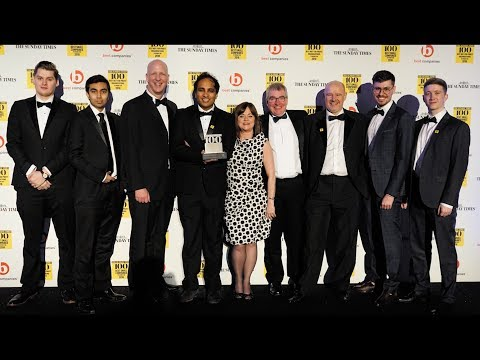 The Sunday Times 'Best Company' and 'Best Leader'