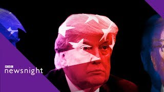 Should Donald Trump fear his old watchdog Michael Cohen? - BBC Newsnight