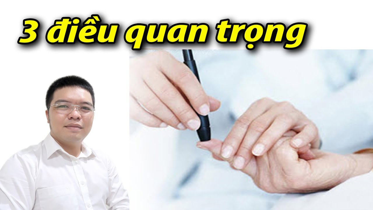 Cách lựa chon máy đo đường huyết (tư vấn 0933 443 680) Sức khỏe 60s