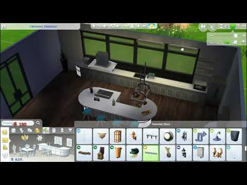 The Sims 4 : House Building - Pimposo&39;s Fancy House