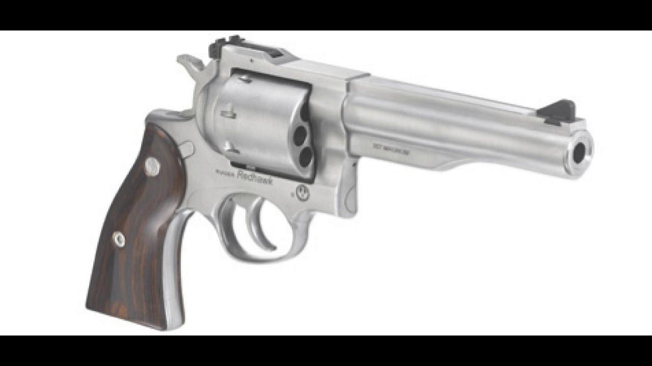 New Ruger Redhawk 357 8 Shot 5 Barrel