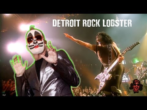 Big Jim - At Work - WATCH: DJ Creates B-52's/KISS Detroit Rock Lobster Mashup