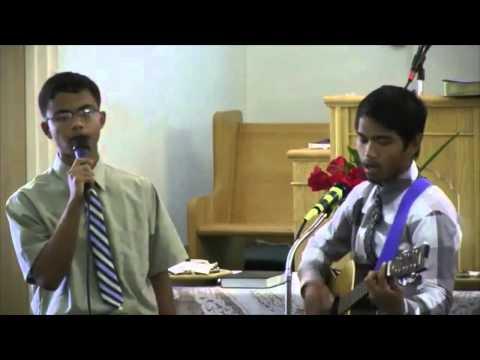 Precious Lord take my hand - Guymon Singers
