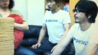 2012/10/9 TESAGURI SMA 電大/川西幸一/手島いさむ/EBI/ユニコーン - Ca...